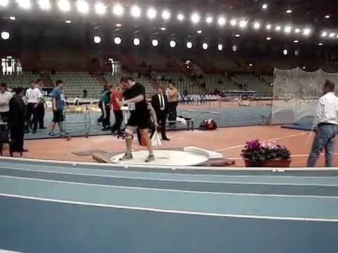 Greek Indoor Championship 2008