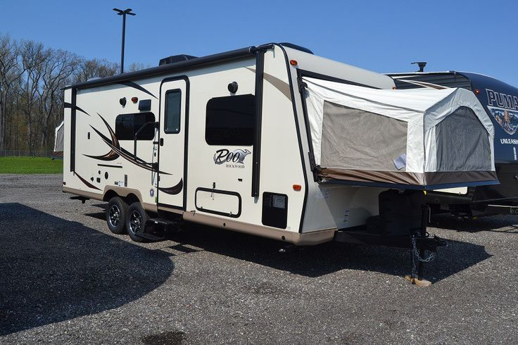 Cool Sale Hybrid Travel Trailer Price Usd 9500 Used Rv For Sale This Hybrid