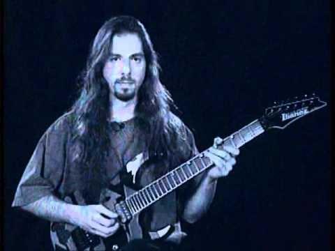 John Petrucci - Guitar Lesson - Rock Discipline