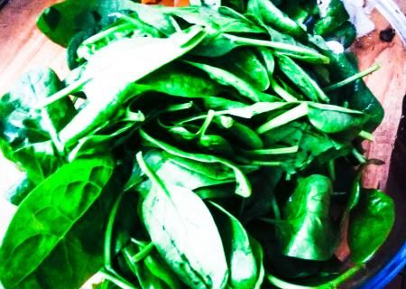 Vegetables & Blue Cheese Pasta | Mustard Seed Kitchen