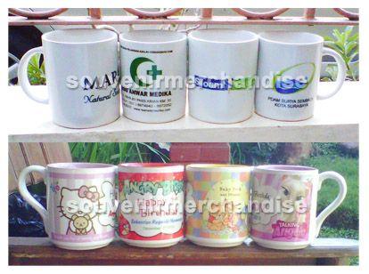 Mug promosi dan souvenir mug