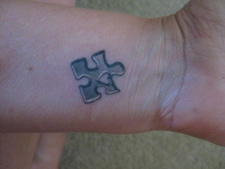 62 Best Autism Tattoos Images On Pinterest Autism Tattoos Autism