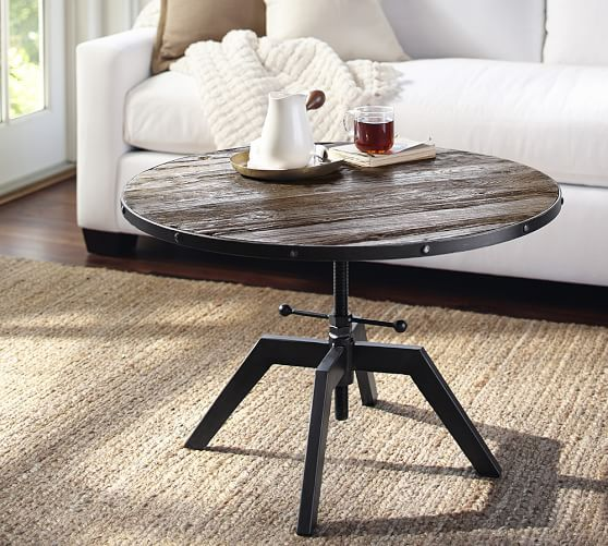 17 Best Images About Adjustable Coffee/dining Tables Round