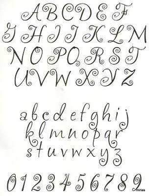 abecedario3 - Miriam Ortega - Álbumes web de Picasa