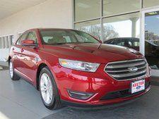 2013 Ford Taurus SEL  $23,441 Mileage: 19984