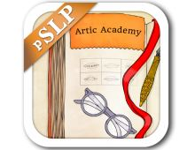 Activity Tailor: App Review of Artic Academy! Pinned by SOS Inc. Resources. Follow all our boards at pinterest.com/sostherapy for therapy resources.