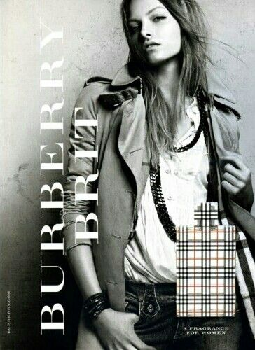 #Burberry - Brit