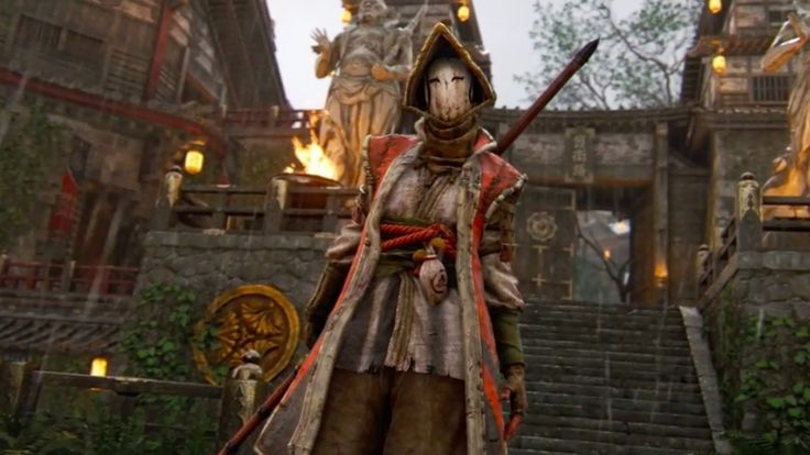 For Honor Official Meet the Nobushi Trailer An introduction to the Nobushi class in Ubisoft's upcoming strategic brawler. January 17 2017 at 04:48PM https://www.youtube.com/user/ScottDogGaming