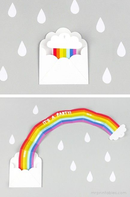 10 Super Clever Party Invites For Kids