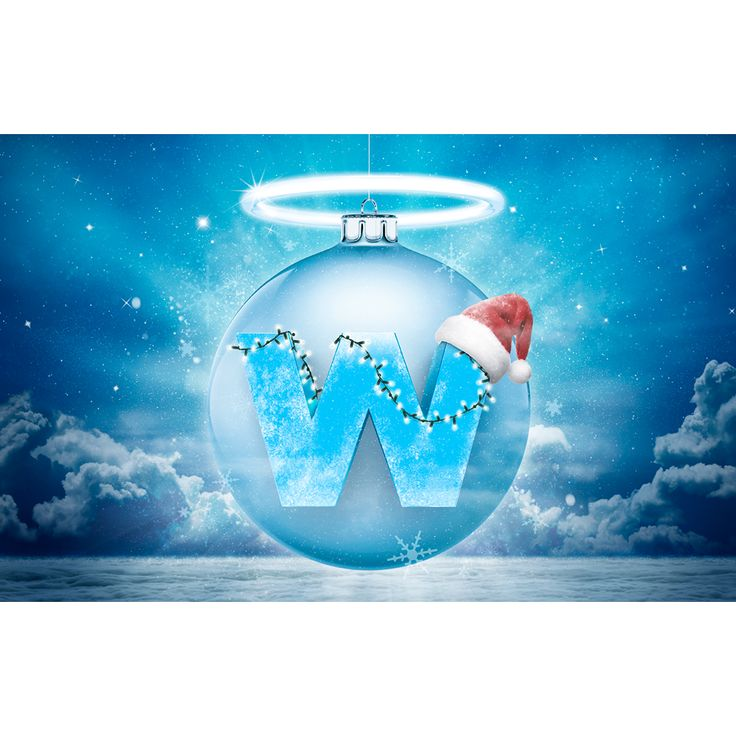 Wind christmas spirit