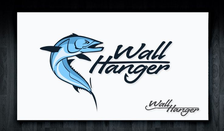 Designing a fishing boat name and logo by bigrival