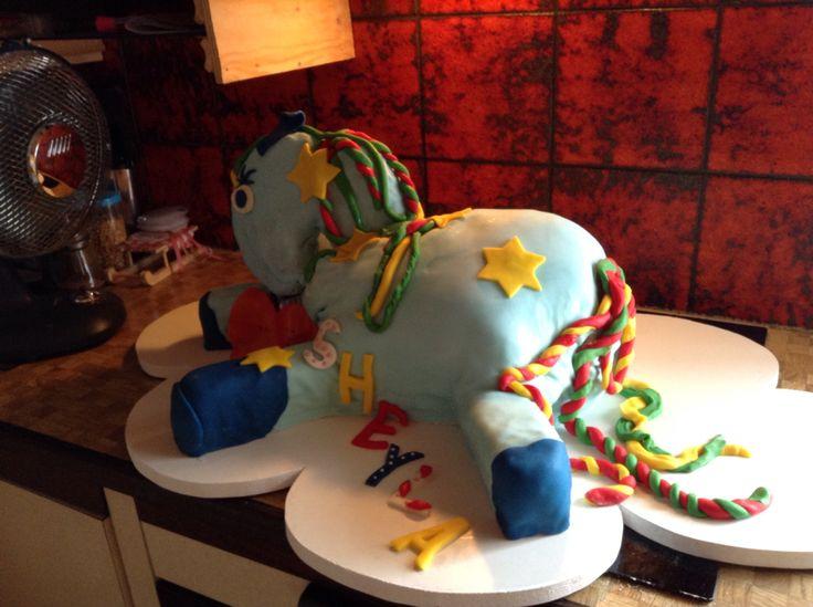 Pferde Cake