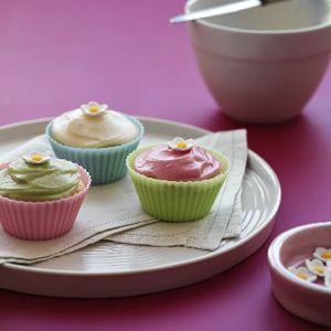 Cupcakes Banaan Appel | Cupcakerecepten.nl