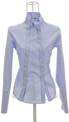 Make a small shirt larger - Ken Okada