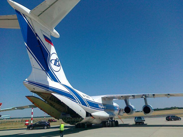 Volga-Dnepir IL76