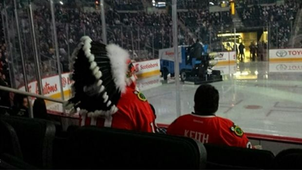 Winnipeg Jets owners reverse stance, ban fake headdresses at games After meeting with First Nations leaders, team had change of heart about allowing fake headdresses
