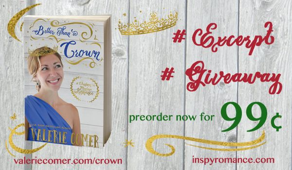 Better Than a Crown — #Excerpt and #Giveaway