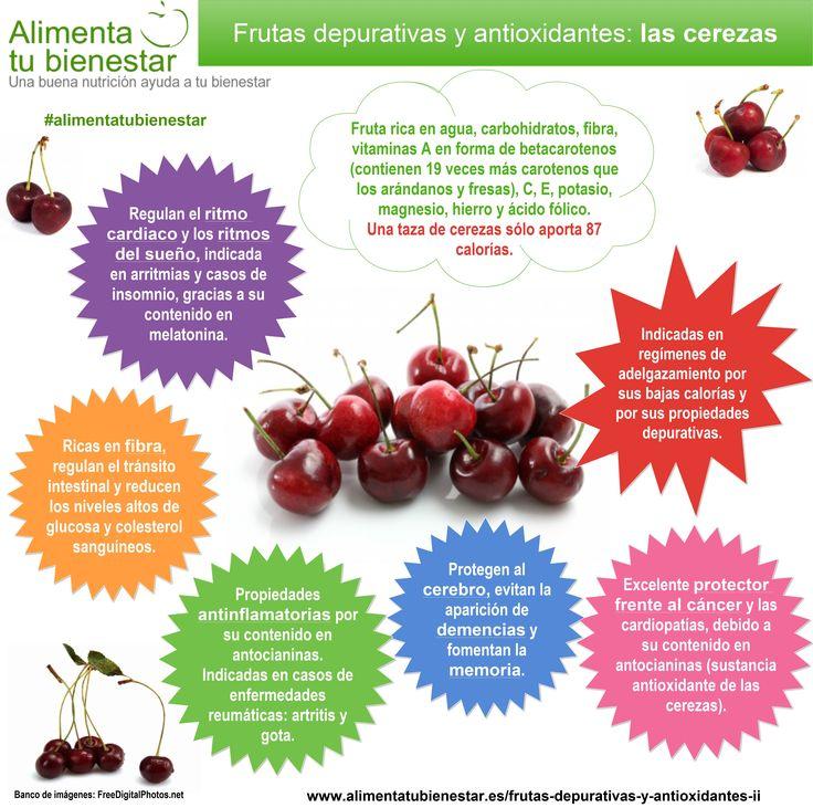 #Comer fruta es una de nuestras pautas #saludables para #adelgazar de manera #sana, aprovecha ahora la temporada de #cerezas son #depurativas y #antioxidantes. @entulínea #adelgazar disfrutando de la #comida #Alcorcon C/Fuenlabrada, 32