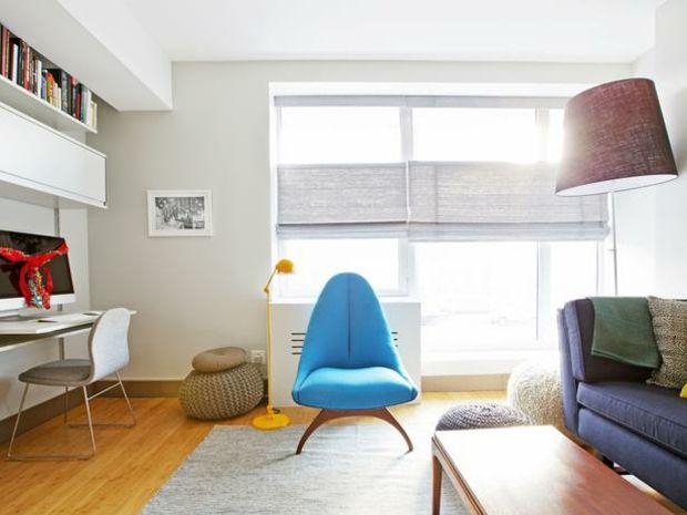 Die besten 25+ gelbe Stehlampen Ideen auf Pinterest gelbe Lampen - wohnzimmer rot gelb