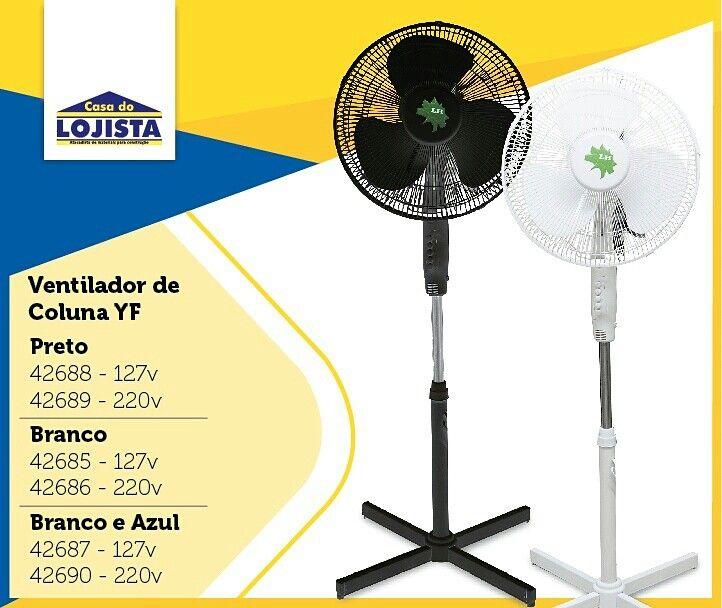 O verão está chegando e a Casa do Lojista esta com uma promoção de ventiladores. Ligue para (11) 2090.0800 e não perca esta oportunidade #ventiladores #casadolojista #construção #promoção #novidades #verão
