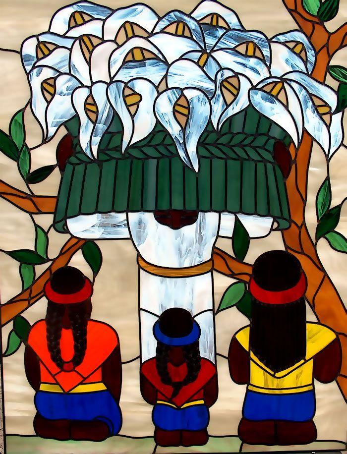 Galeria » Vitrales » Tradicionales :: Liher Studio - Vitrales, Domos, Cupulas, Puertas finas, Ciudad Juarez Chihuahua