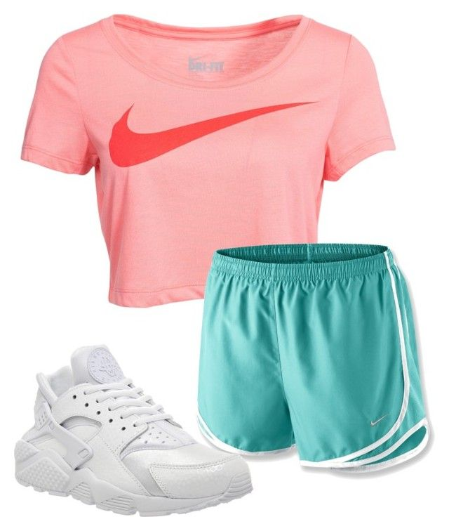 """Sporty but fun"" by miapops on Polyvore"