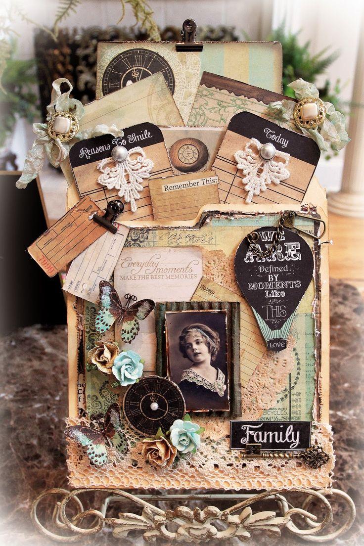 How to scrapbook memories - Collecting Family Memories Scraps Of Darkness June Kit Perfectly Stunning Scrapbook