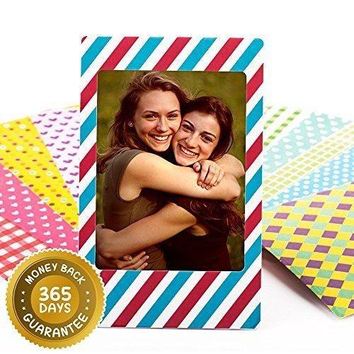 Sticky Shoot 2x3-Inch 80-Pieces Polaroid and Instax Film Sticker Set