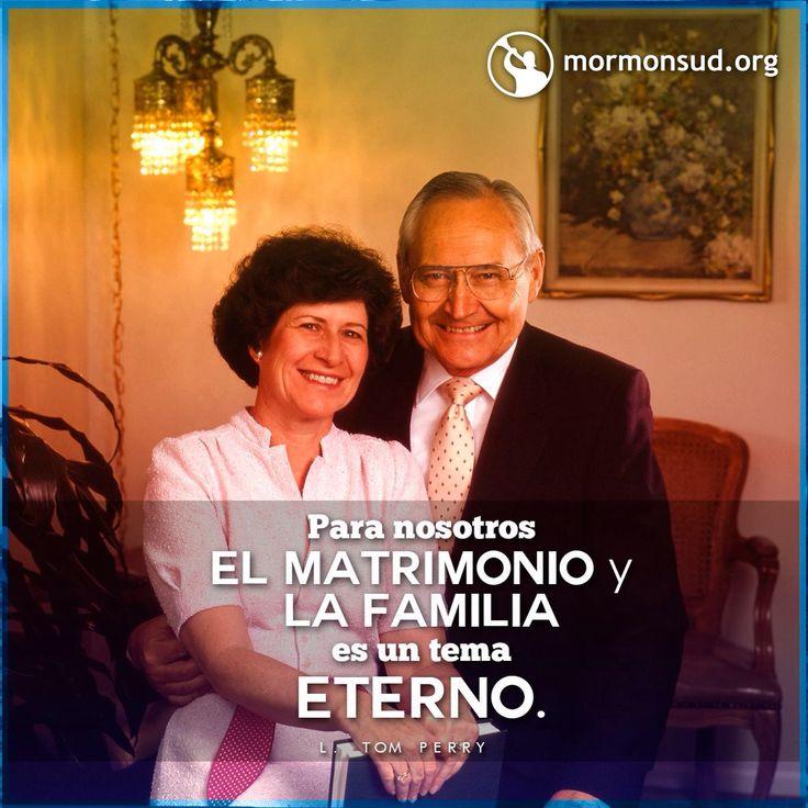 Matrimonio Eterno Biblia : Para nosotros el matrimonio y la familia es un tema eterno