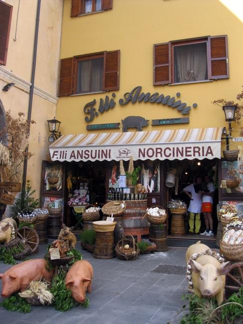 Fratelli Ansuini Norcerica a Norcia ~ Umbria