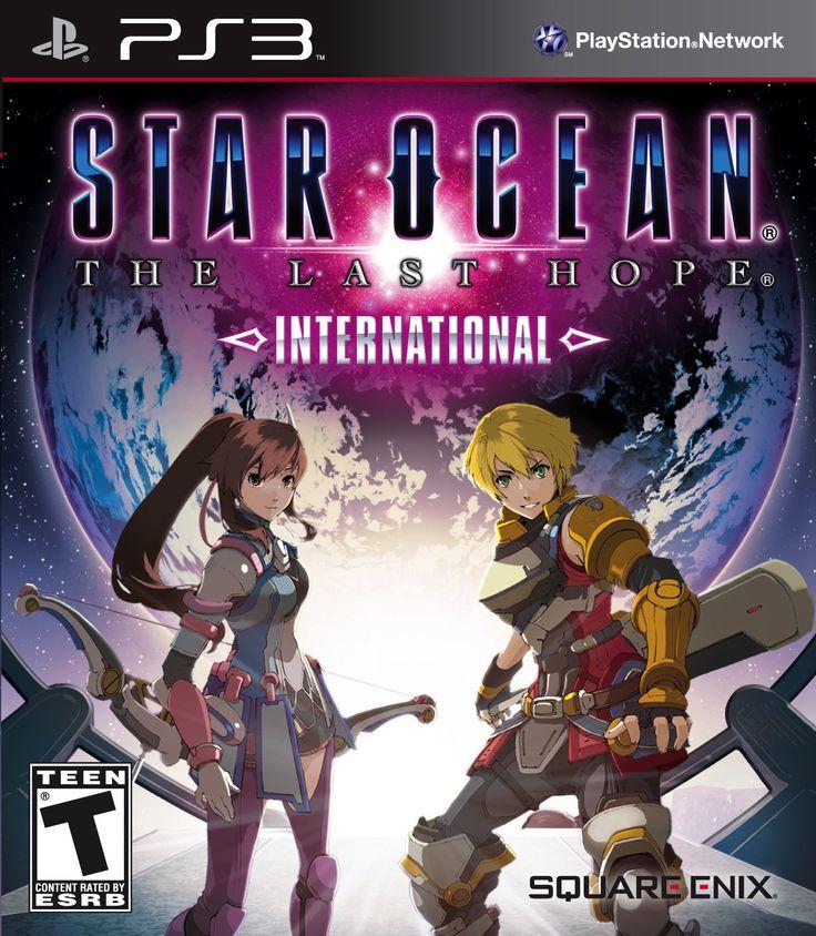 Star Ocean: The Last Hope ~International~ | Hardly Hobbies