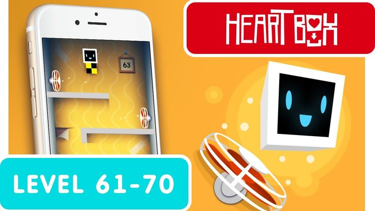 Official Heart Box Walkthrough Level 61-70