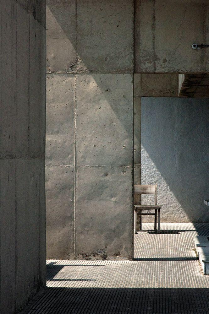 Chandigarh Secretariat Building | Le Corbusier