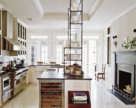 91 best kitchen fireplaces images on pinterest kitchens dream fireplace in the kitchen teraionfo