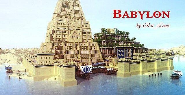 Babylon City rebuild!