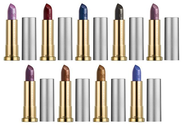 Urban Decay Holiday 2016 Launches