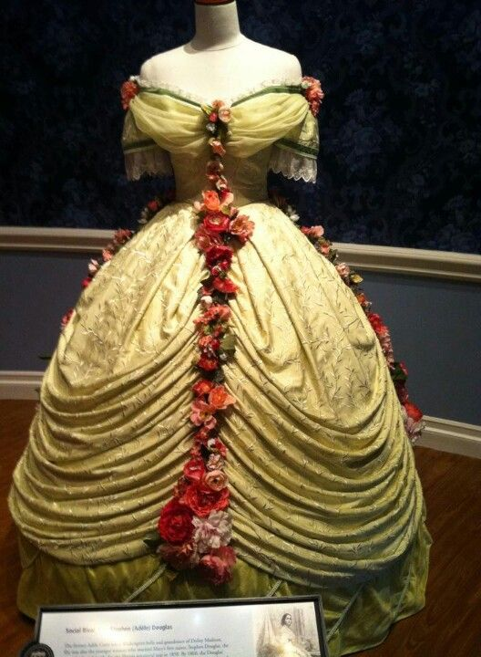 Lincoln museum springfield.MTL dress