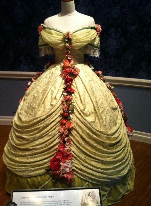 Lincoln museum springfield.MTL dress
