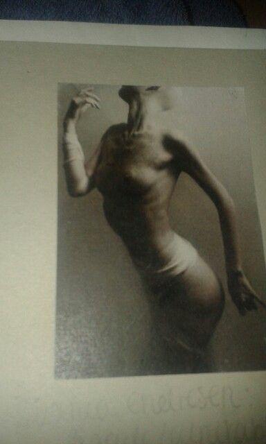 Fradgile naked vulnerable