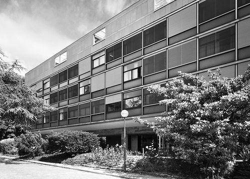 Pavillon Suisse - Fondation Suisse / Le Corbusier | Flickr - Photo Sharing!