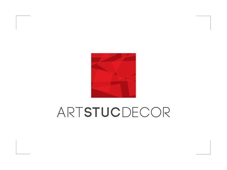 ArtStucDecor on Behance by Endea #logo #brandidentity #inspiration