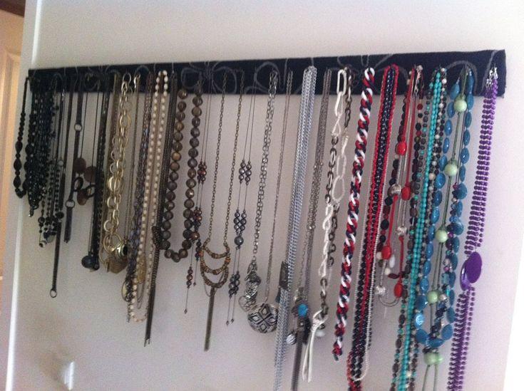 Ideas para organizar las joyas   Hacer bricolaje es facilisimo.com