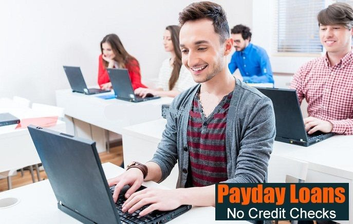 Payday Loans No Credit Check Quick Small Cash Advance With No Formality Of Credit Verification Payday Payday Loans Credit Check