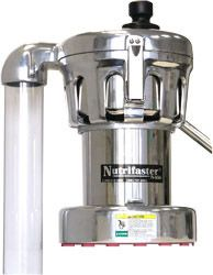 nutrifaster n450 commercial juicer. started a better maintenance of my body as from today with more modest equipment but one day  this baby is gonna be so mine !