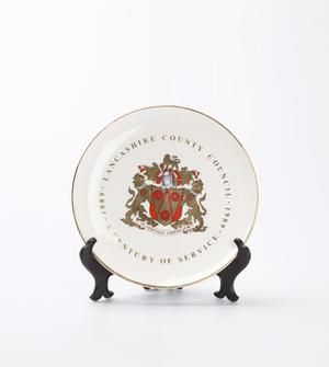 Lancashire Plate