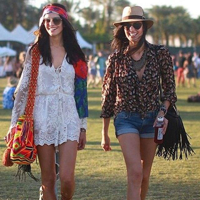 Coachella Outift Wayuu bags  #summer #rockstuds  #aboutalook #THEEDIT…