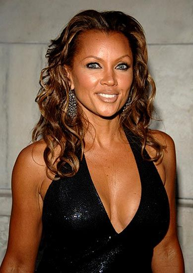 Vanessa Williams - Watched her perform on Broadway, in Kiss of the Spider Woman. To this day, I can only remember her amazing legs - nothing else about the actual play!