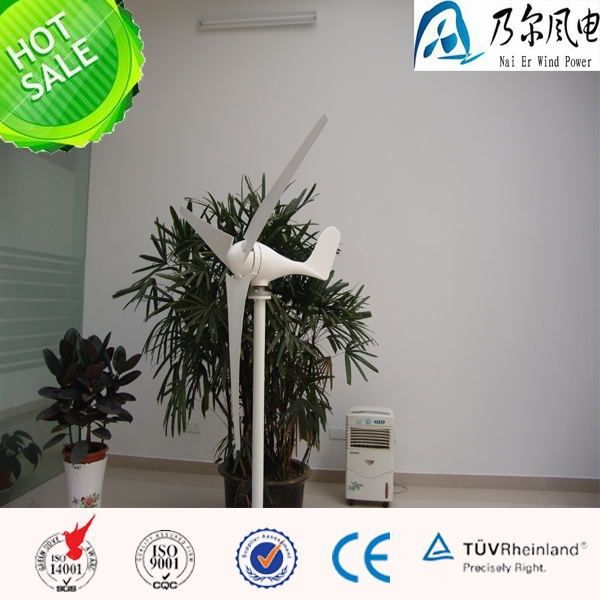 (190.00$)  Know more  - wind generator 200w hot sale