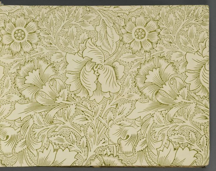 File:Brooklyn Museum - Wallpaper Sample Book 2 - William Morris ...