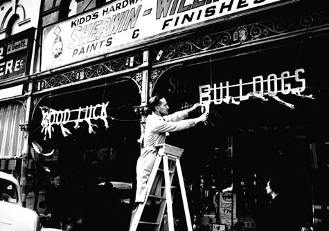 Footscray 1956 #history #melbourne